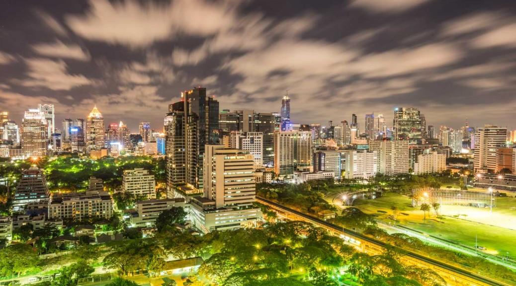 Bangkok-Thailand-Golf-RSC-Rachadamri-Rachaprasong-Night